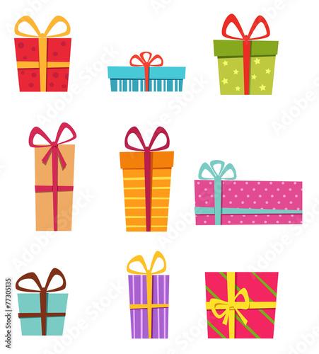 Zdjęcia na płótnie, fototapety, obrazy : Christmas gifts