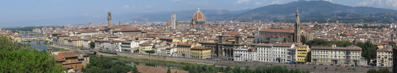 Toscana,Firenze,Panoramica.