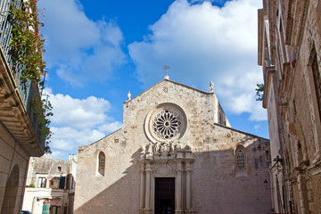 Otranto, the cathedral