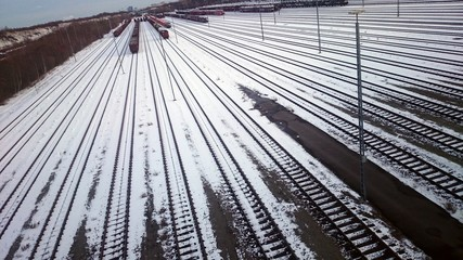 Zugverkehr bahnnetz