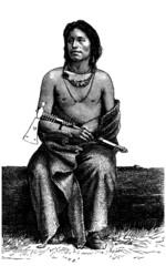 Warrior : Indian_North America