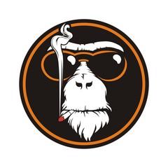 circle monkey smoke