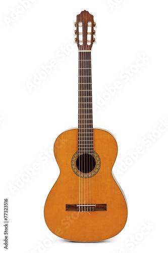 Papiers peints Magasin de musique Classical acoustic guitar