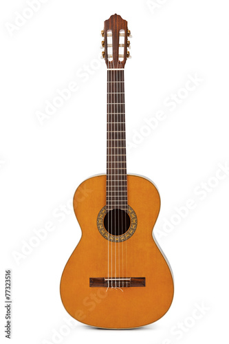 Classical acoustic guitar - 77323516