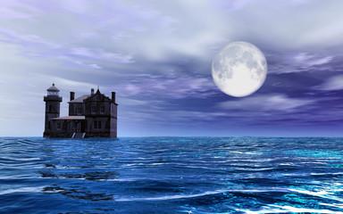 horreur sous la lune