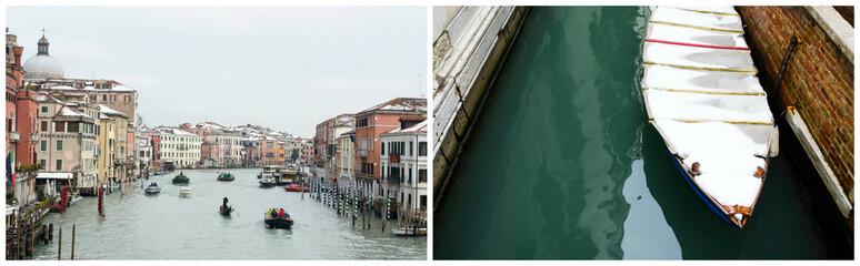 Collage di Venezia