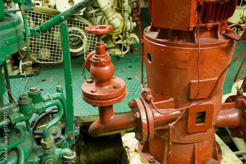 part of fire sprinkler system - 77331757