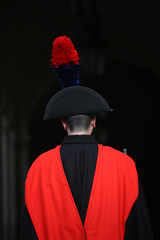 carabinieri di guardia al quirinale