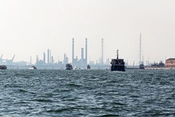 Venetian Lagoon industry