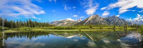 In de dag Canada Banff 07