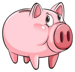 A big piggybank