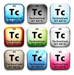 A Technetium element