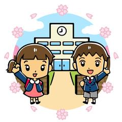 入学式子供バージョン