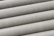 Cement pipes
