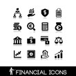 Financial icons - Set 10