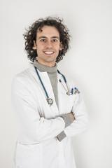 giovane dottore