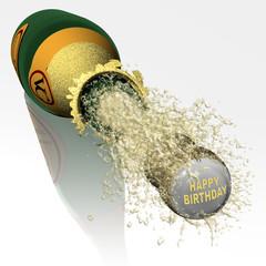 Brindisi Happy Birthday