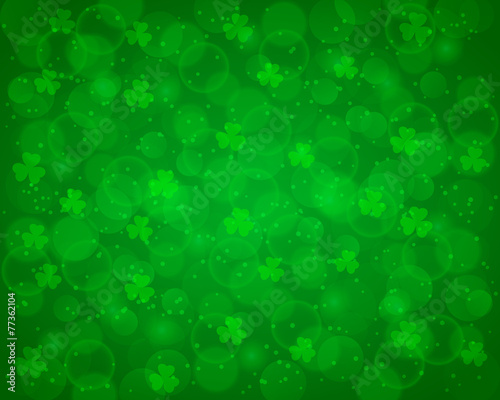 Abstract St Patrick's day background - 77362104