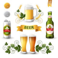 beer emblems