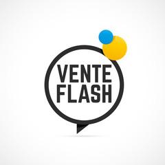 icône vente flash