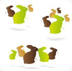 Osterhase / Frohe Ostern