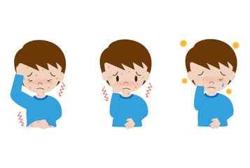 子供のアレルギー