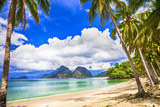 Fototapety idilyc tropics