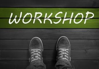 In den Workshop starten