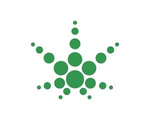 cannabis leaf v.3