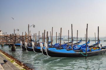 Gondole di Venezia