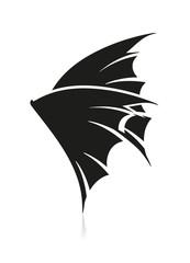 Dämonen Flügel