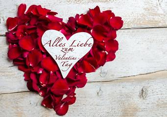 Alles Liebe zum Valentinstag :)