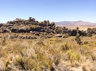 Karoo rocks