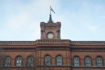 Berlin city hall