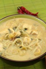 soupe tom kha kaï
