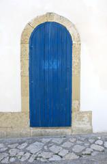 Portone Blu