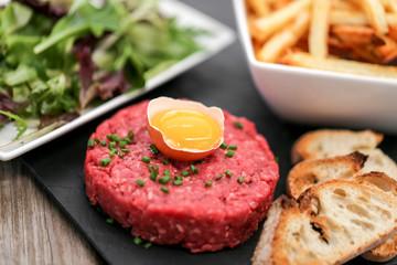 steak tartare façon américaine 5