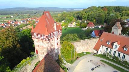 Burg Abenberg Mittelfranken
