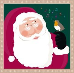 Santa & Robin