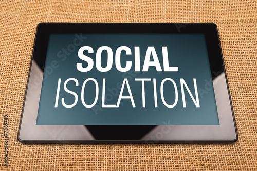 Social Isolation - 77389740
