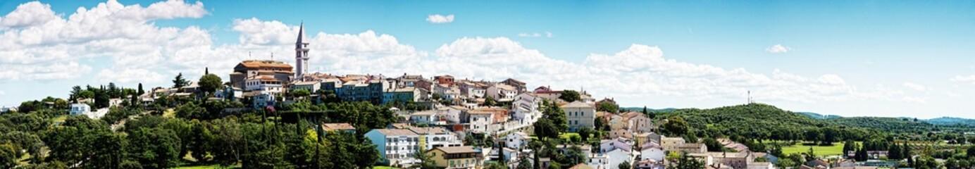 Panorama of Vrsar