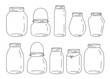 Jars set - 77398120