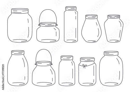 Jars set
