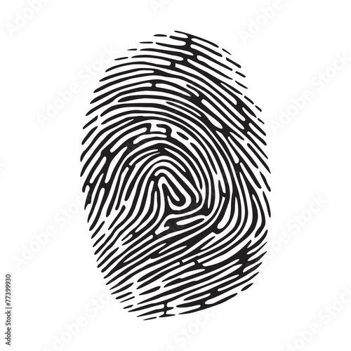 Zdjęcia na płótnie, fototapety, obrazy : fingerprint