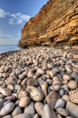 San Diego, California, United States of America, Shore Of Stones