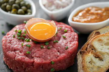 steak tartare façon italienne 5