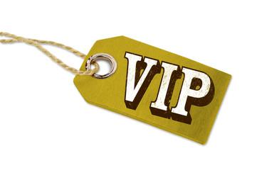 Anhänger mit VIP