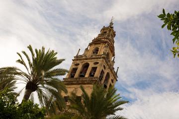 Torre campanario / alminar de la mezquita de Córdoba