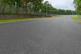 Motorsport Rennstrecke 3
