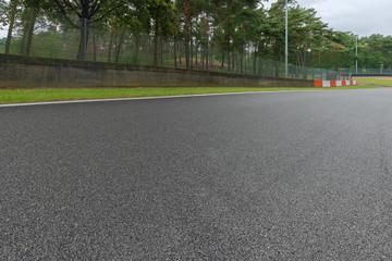 Motorsport Rennstrecke 2